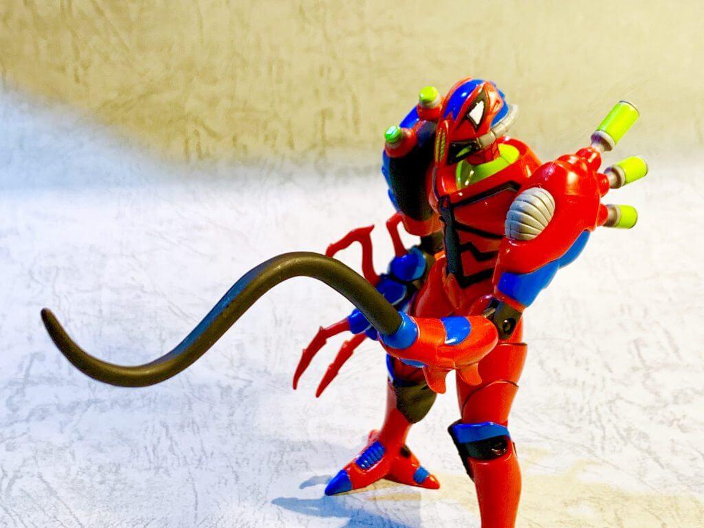 フューチャースパイダーマン右手