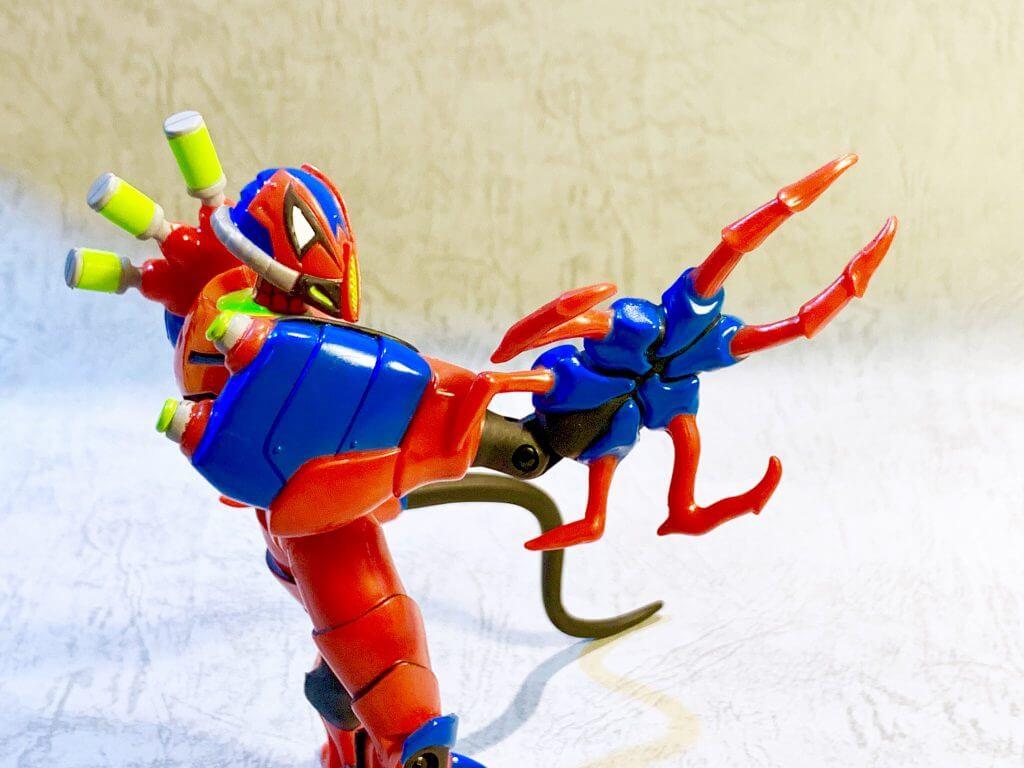 フューチャースパイダーマン左手
