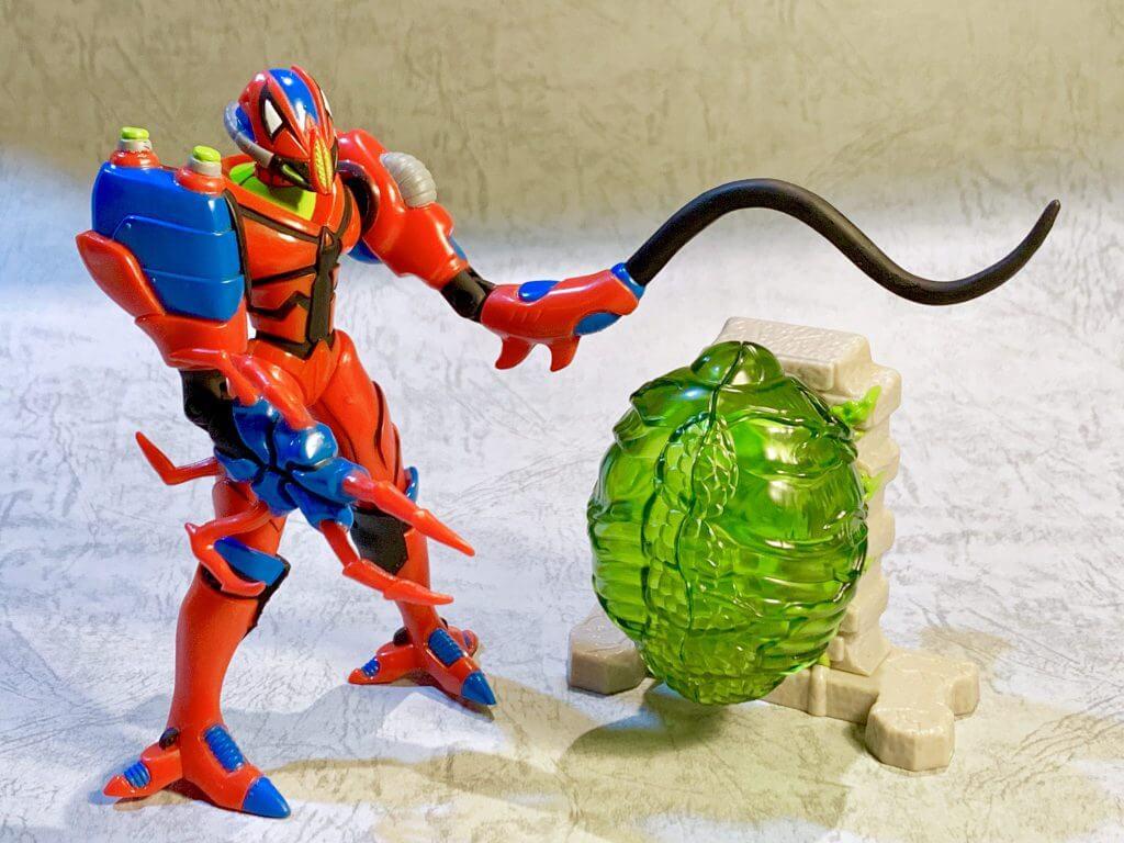 フューチャースパイダーマン1