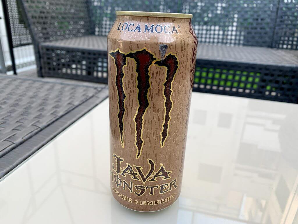 JAVA MONSTER COFFEE + ENERGY