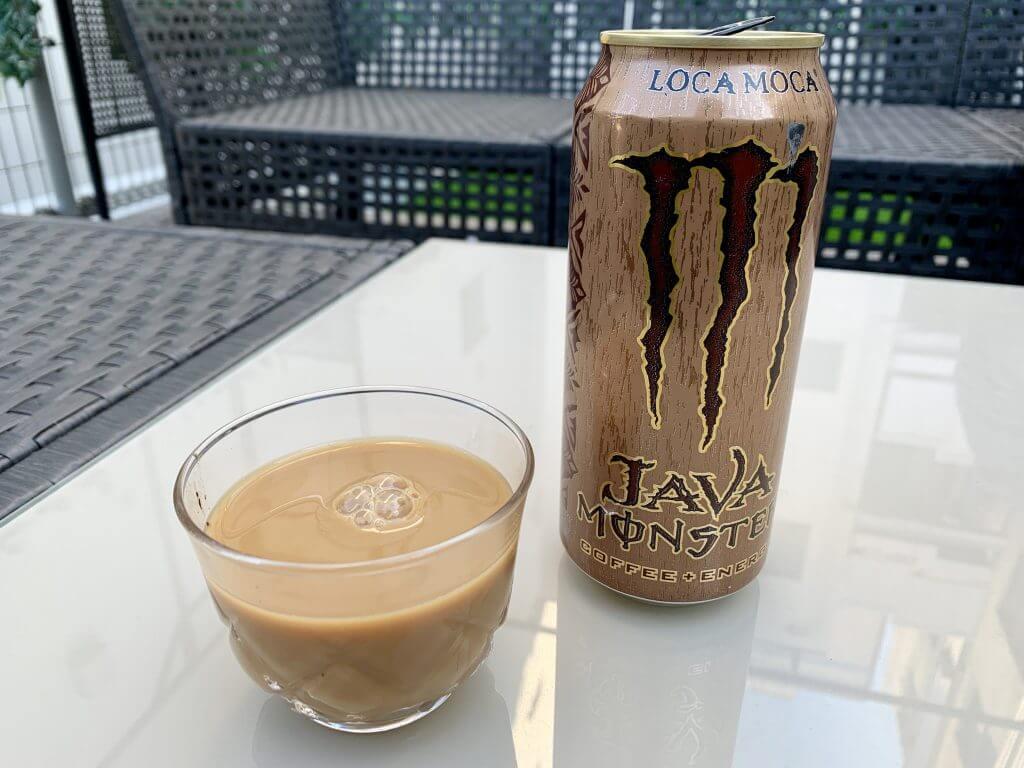 コーヒーのヤツの中身