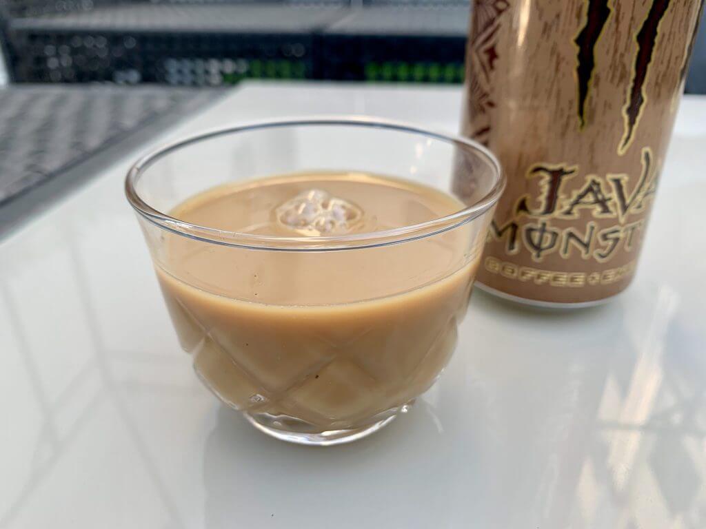 コーヒーのヤツの中身2
