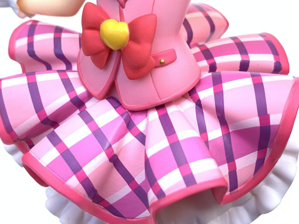ピンクステージスカート1