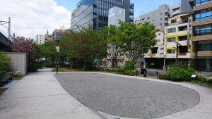 秋葉原練塀公園