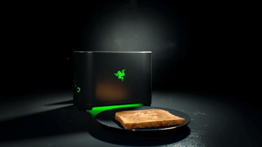 razerトースター