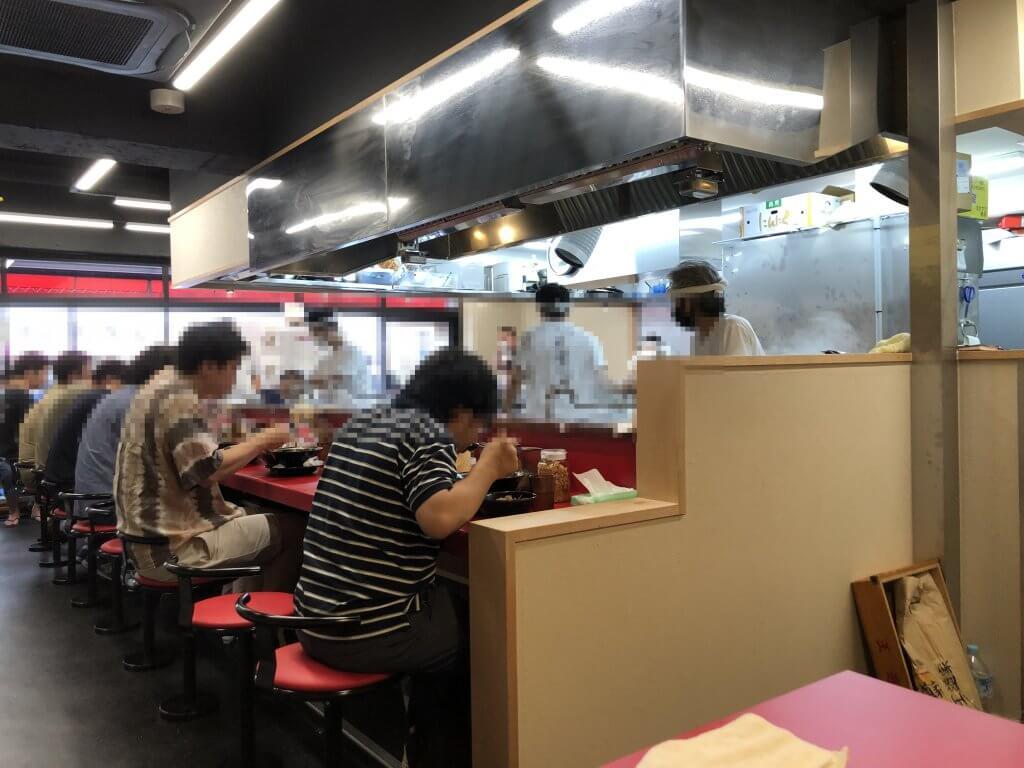IEKEI TOKYO 店内の様子